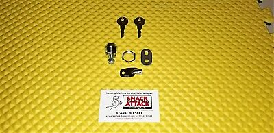Vendstar 3000 Replacement Key Kit - Lost Your Keys Free Ship