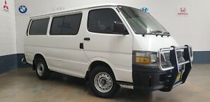 1999 Toyota Hiace North St Marys Penrith Area Preview