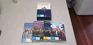 Downtown Abbey - Seasons 1 to 4 - Reg 4: Good Used Condition $18