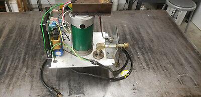 Greenlee 5095-005 50376519 115v Hydraulic Pump Motor Control Board. Read Desc