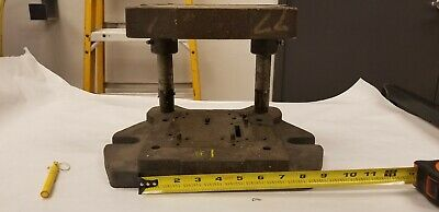 Punch Press Die Shoe Tooling Die Frame Used