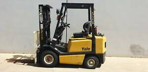 2.0T LPG Counterbalance Forklift Welshpool Canning Area Preview