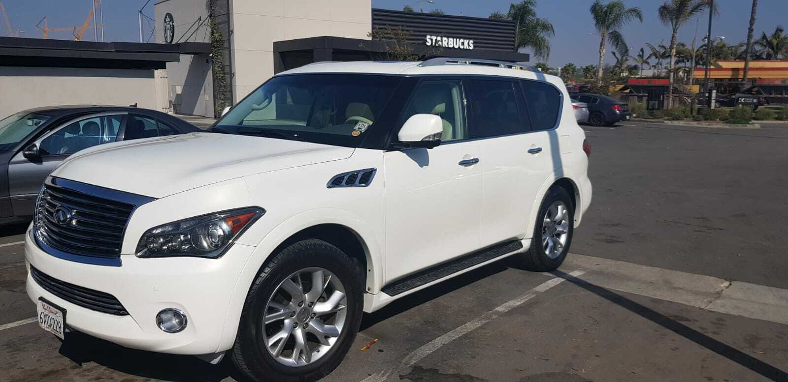 2012 Infiniti QX56 Fully Loaded Fully loaded-- One owner.