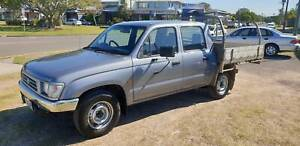 Toyota Hilux Dual Cab Automatic Ute Maroochydore Maroochydore Area Preview