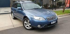 EXCELLENT ! 2007 Subaru Outback PREMIUM - Manual - REG / RWC Coburg North Moreland Area Preview