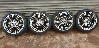 "BMW 1 3 SERIES M SPORT FULL SET ""18 INCH ALLOY WHEELS 225/40/R18"