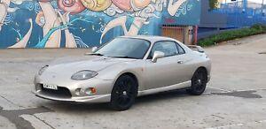 1998 Mitsubishi FTO sport Car Rare Rego till 15/3/2022 Cheap