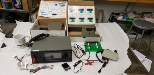 Dynalab 6-064-0 NX Hipot Tester with 5-1003 Starter Kit. MISSING AC POWER CORD
