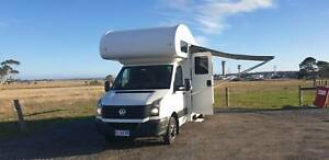 VW Crafter Talvor - 6 Berth Motorhome Tullamarine Hume Area Preview