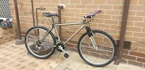 Trek mountain bike 26inch bicycle mens ladies