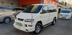 2004 Mitsubishi Delica Space Gear V6 3.0L 4WD High Roof Low Km'ss Fawkner Moreland Area Preview