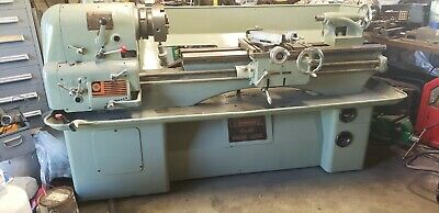 Clausing Colchester Engien Lathe