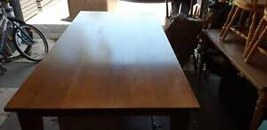 10 Seater Solid Wood Dining Table