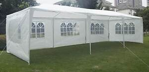 3x9m Wedding Outdoor Gazebo Marquee Tent Canopy White Baulkham Hills The Hills District Preview