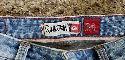 Men Quicksilver Jeans 34x30