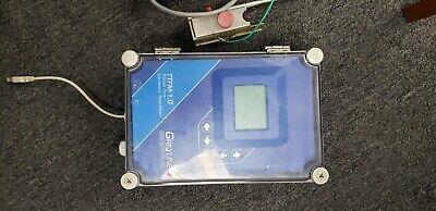 Greyline Instruments Ttfm-1.0 Transit Time Ultrasonic Flow Meter Dfm 5.1 More