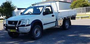 2004 Holden Rodeo Ute Manual Ute RA 4x4 Offroad Tradie Farm Big Tray North Rocks The Hills District Preview