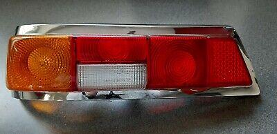 Mercedes Benz Rückleuchte W110 Glas  1108201166 1108201166L Heckflosse