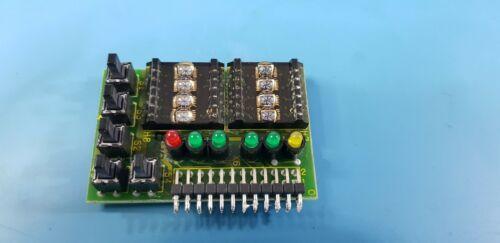 DL1414T Dual Alphanumeric Red 17 Segment LED Bubble Display Board
