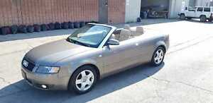 2004 Audi A4 1.8T | CONVERTIBLE | CLEAN | LOW KMS
