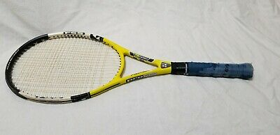 FISCHER PRO EXTREME Air Carbon Ti Tennis Racquet-Mid Plus-95in-4 1/2