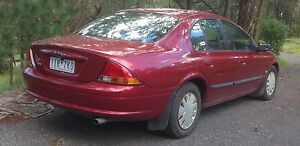 1999 Ford Falcon Sedan Dandenong Greater Dandenong Preview