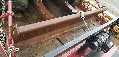 Bobcat 337 341 Mini Excavator Push Blade 6813071