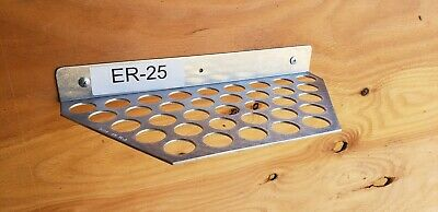 Er25 Collets Holder Rack Hold Up To 35 Collets Made In Usa Ship First Class
