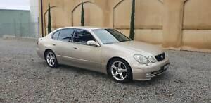 1998 Lexus JZS160 GS300 2JZ Auto