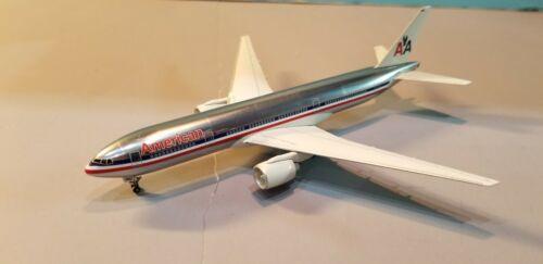 DRAGON WINGS AMERICAN AIRLINES 777-200 1:400 SCALE DIECAST METAL MODEL