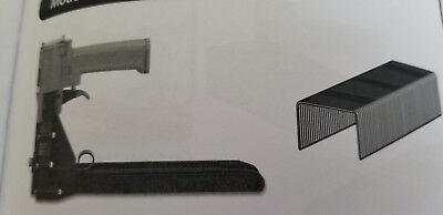 1634-A Pneumatic Unicatch Caton Closing Box Stapler C Type