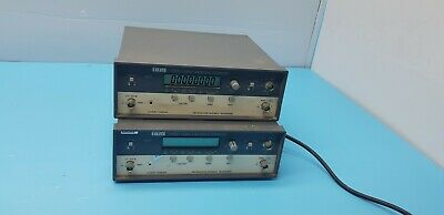 Thurlby Thandar Instruments Tti Tf830 1.3 Ghz Universal Counter Lot Of 2