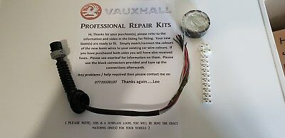VAUXHALL / OPEL Zafira B Rear Door - Wiring harness Repair kit -EXACTLY MATCHED