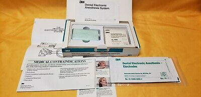 3m Dental Electronic Anesthesia System 8671