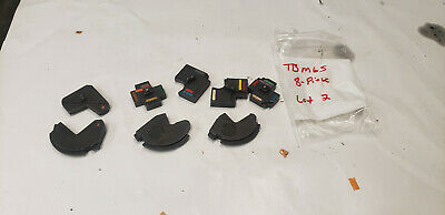 8-dies For Thomas Betts Tbm6s Tbm6 Shure-stake Rathet Crimp Crimper Tool. Lot2