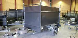 FULLY ENCLOSED 8X5 HEAVY DUTY 12 MONTHS PRIV REGO $4200 ON ROAD Smithfield Parramatta Area Preview