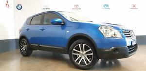 2008 Nissan Dualis ST Manual SUV North St Marys Penrith Area Preview
