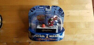 STaR WaRS Holiday Edition Yoda Figure Star Wars Christmas Decoration