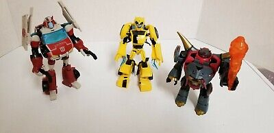 Transformers Animated figure lot