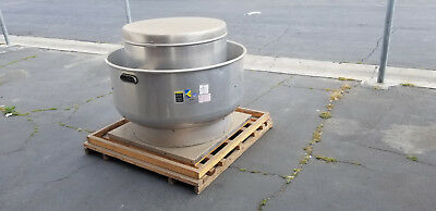 Greenheck Cube 300 Centrifugal Upblast Exhaust Roof Fan Without Motor