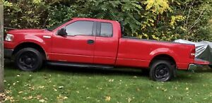 F150 4by4 Truck