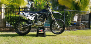 2015 KAWASAKI KX 250 F LOW HRS IMMACULATE  LOTS OF EXTRAS South Maclean Logan Area Preview
