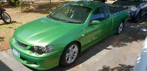 2004 Ford Falcon XR8 Ute
