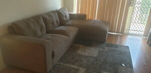 Couch to be sold ASAP as moving inter state.