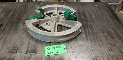 Greenlee 5018659 Shoe Only For 1818 Mechanical Conduit Bender  Lot2