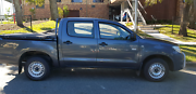 2011 Toyota Hilux Workmate Dual Cab TGN16R Lota Brisbane South East Preview