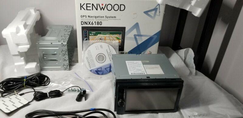 Kenwood Dnx6180 Navigation Screen Stereo
