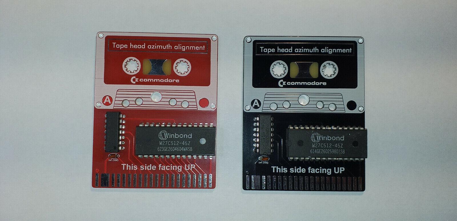 |Azimuth Tape Head Alignment Cartridge For Commodo…