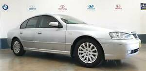 2004 Ford Fairmont All Others Automatic Sedan
