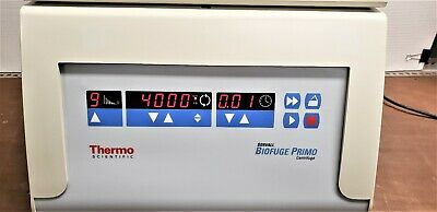 Thermo Fisher Sorvall Biofuge Primo Centrifuge